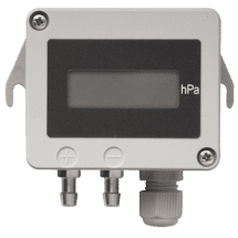 Jumo 402005 - Differential Pressure Transmitter with LCD Display