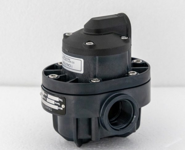 TF025P Oval Gear Flow Meter