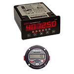 Flow Rate Displays & Totalisers