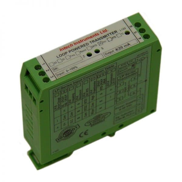 Intech LPI-P Potentiometer to DC Transmitter