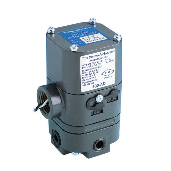 ControlAir 500 Series I/P Transducers