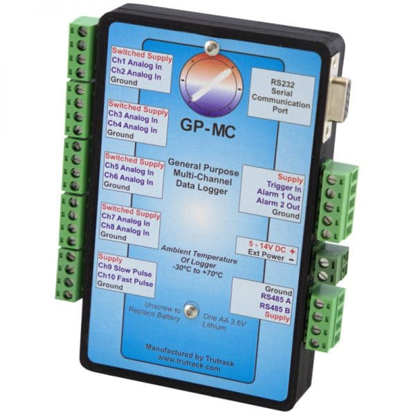 GP-MC Multi Purpose Data Logger