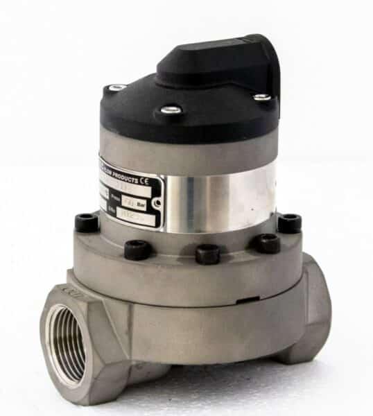 MP025 - Trimec MP Series Positive Displacement Flow Meter