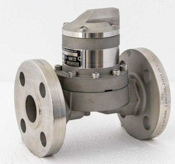 MP025 - Flanged - Trimec MP Series Positive Displacement Flow Meter