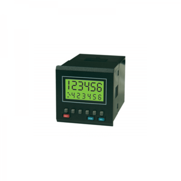Trumeter Programmable predetermining counter 7922