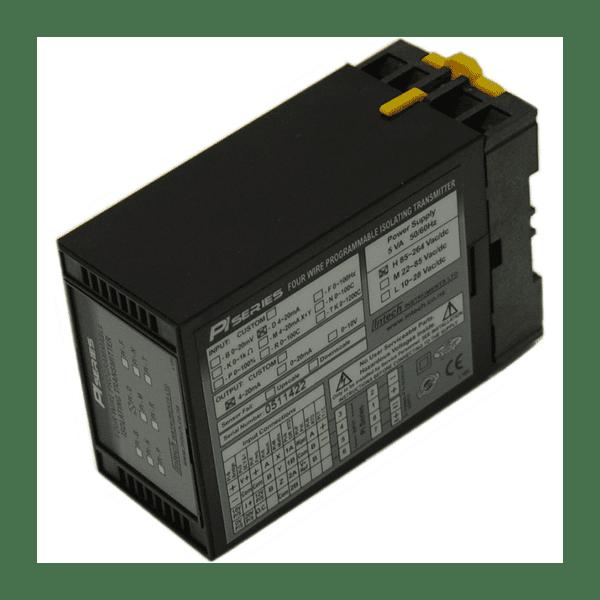 Intech PI-R RTD Pt100 to DC Isolating Transmitter
