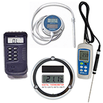 Thermometers & Temperature Indicators