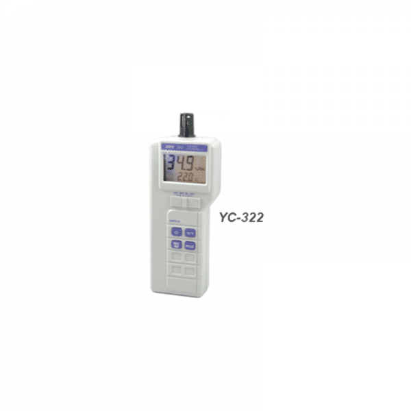 Hand-held Digital Hygrometer YC-322