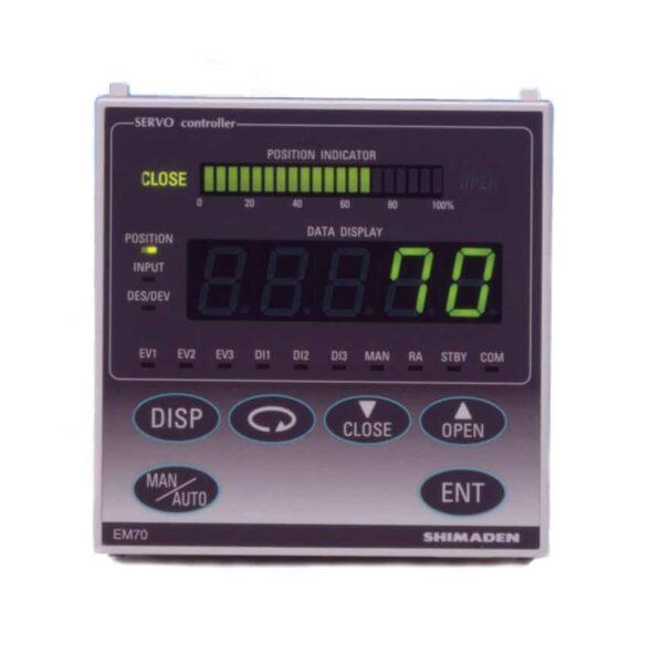 Shimaden EM70 Intelligent Servo Controller