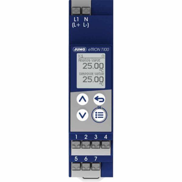 Jumo Electronic Thermostat eTRON T100