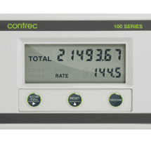 102D Battery Powered Rate Totaliser