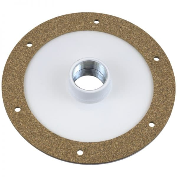 Intech Mounting Plate for Bindicator Rotary Paddle Level Switches
