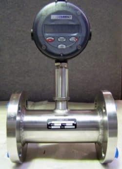 Turbine Flow Meter with RT12