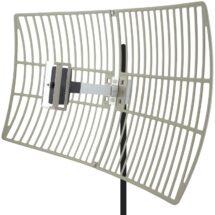 Intech 19dBi Parabolic Grid Antenna for Z-2400 Wireless Links